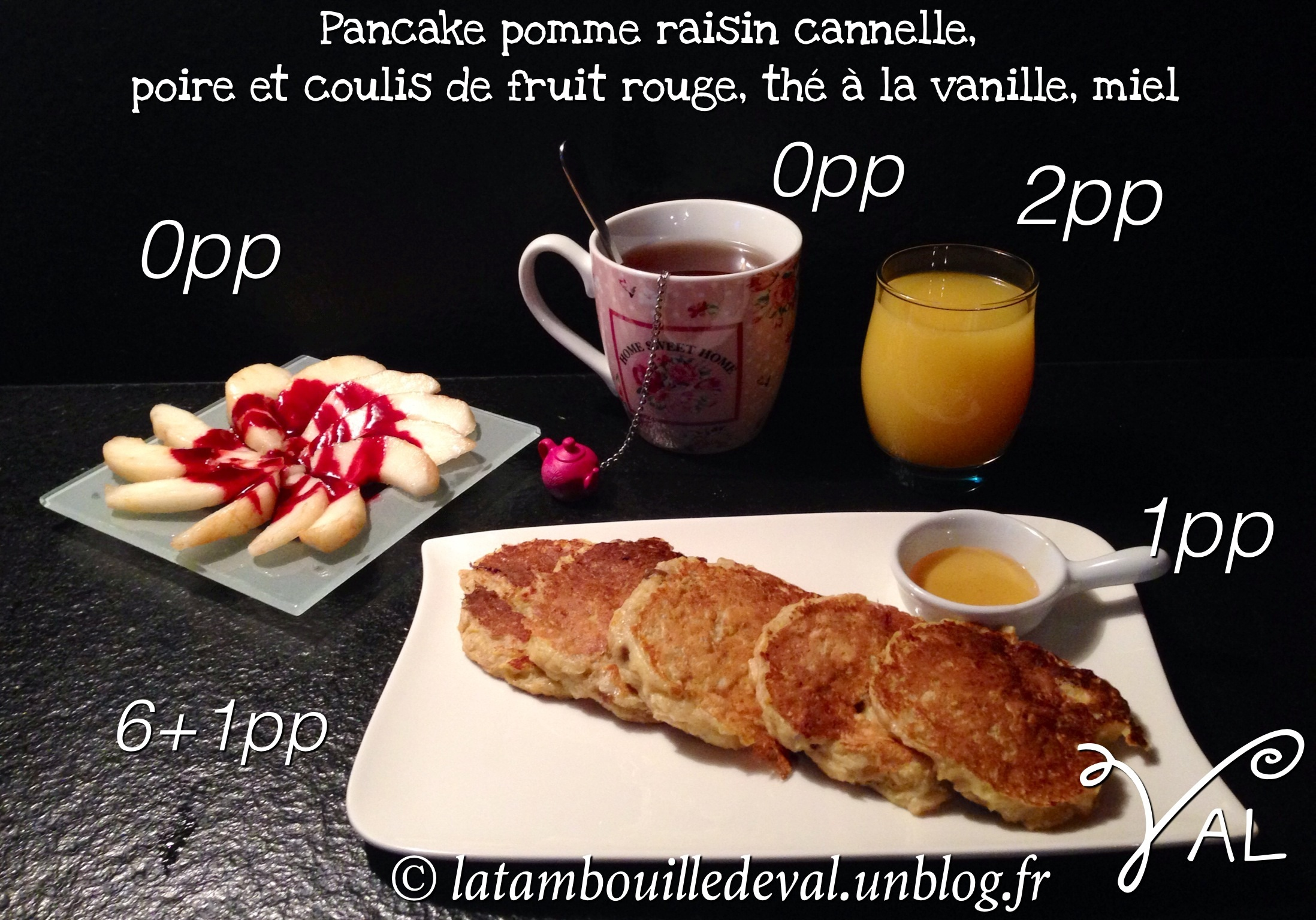 Favori Petit déjeuner · Latambouilledeval NK72